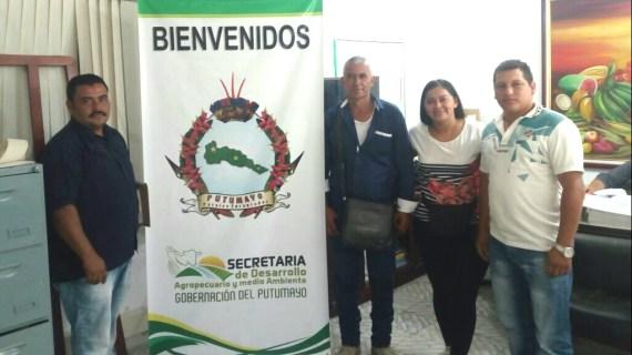 Gobernación respalda propuesta de implementación de Sistemas Silvopastoriles en Leguízamo