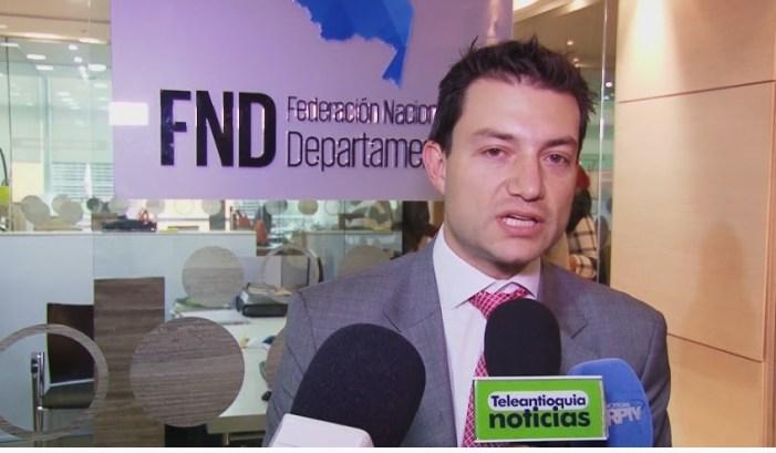 Federación Nacional de Gobernadores tiene nuevo Director Ejecutivo