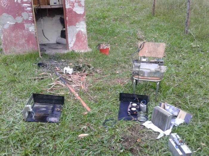 Queman equipos de transmisión de la Emisora Comunitaria en Colón (Putumayo)