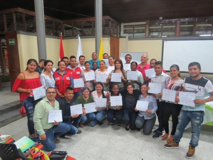 Certificación en Implementación de Fertirriego en la Agricultura Extensiva en Putumayo por la Embajada Israel