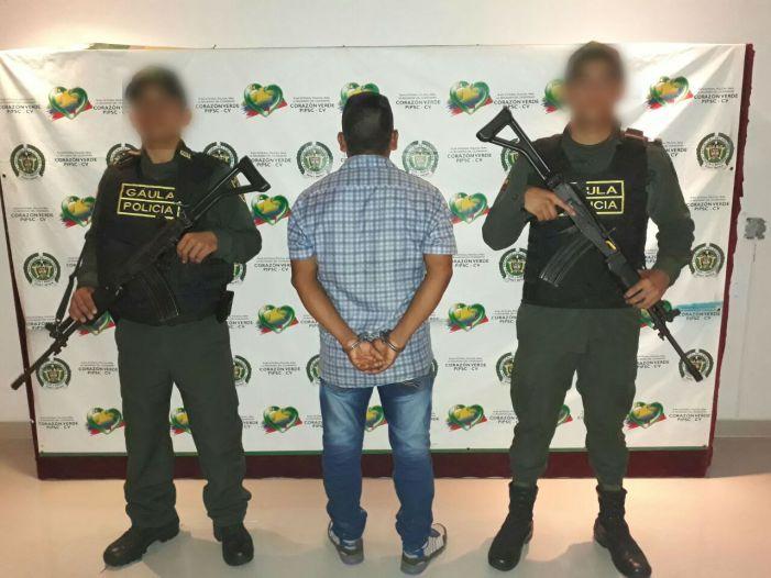 GAULA en el Putumayo logra la captura de un presunto secuestrador