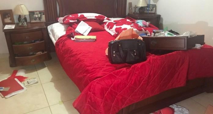 En Mocoa, sujetos dejaron apartamento 'patas arriba'