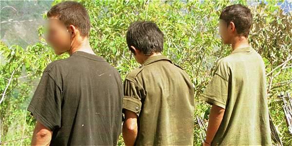 Disidencia de las Farc recluta a 4 estudiantes en Putumayo