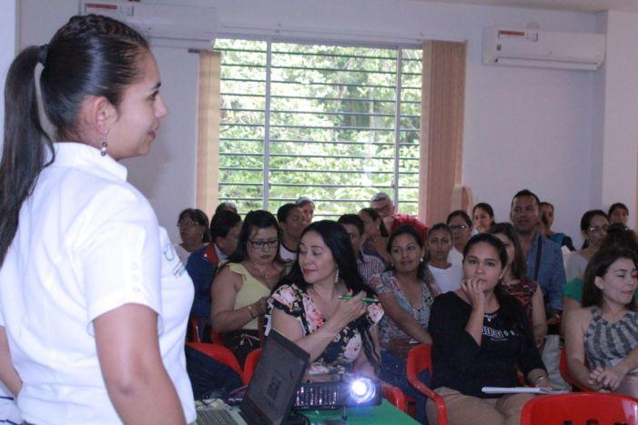 Secretaría de Salud Departamental capacitó a profesionales independientes de la salud