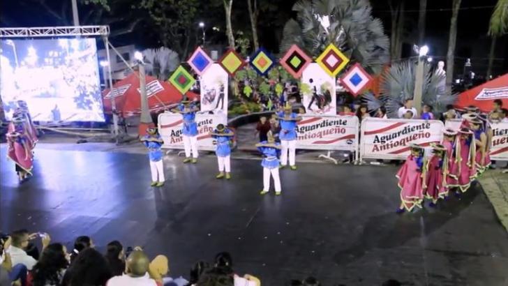 Grupo All Dance – Mocoa, en Festival Nacional del Folclore en Antioquia