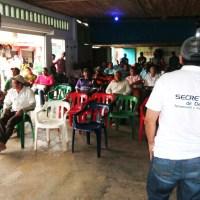 Socialización de proyectos para ganadería sostenible en Puerto Guzmán