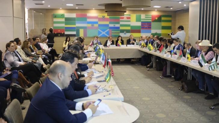 Gobernación participa en la construcción del nuevo Plan Nacional de Desarrollo