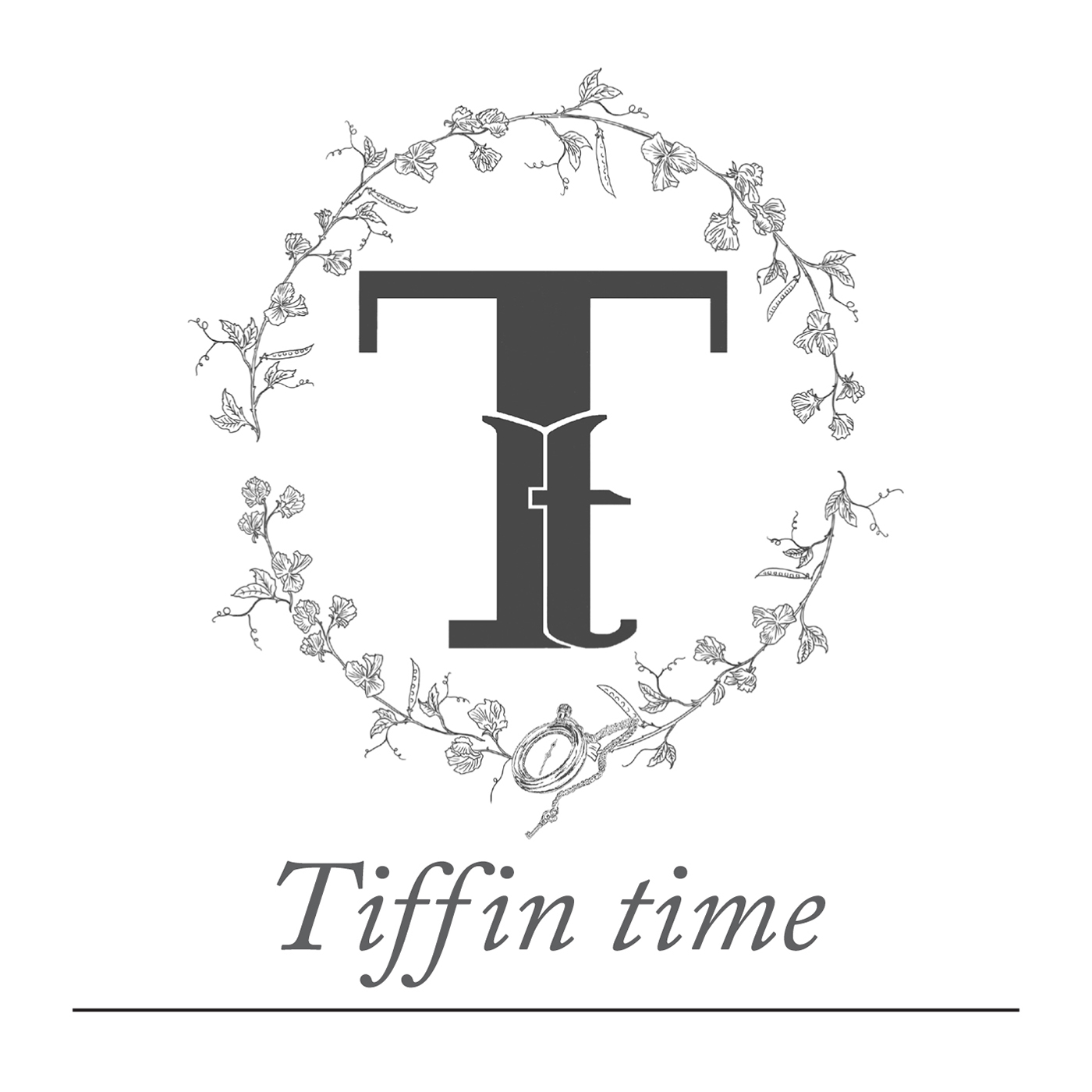 Tiffin Time On Behance