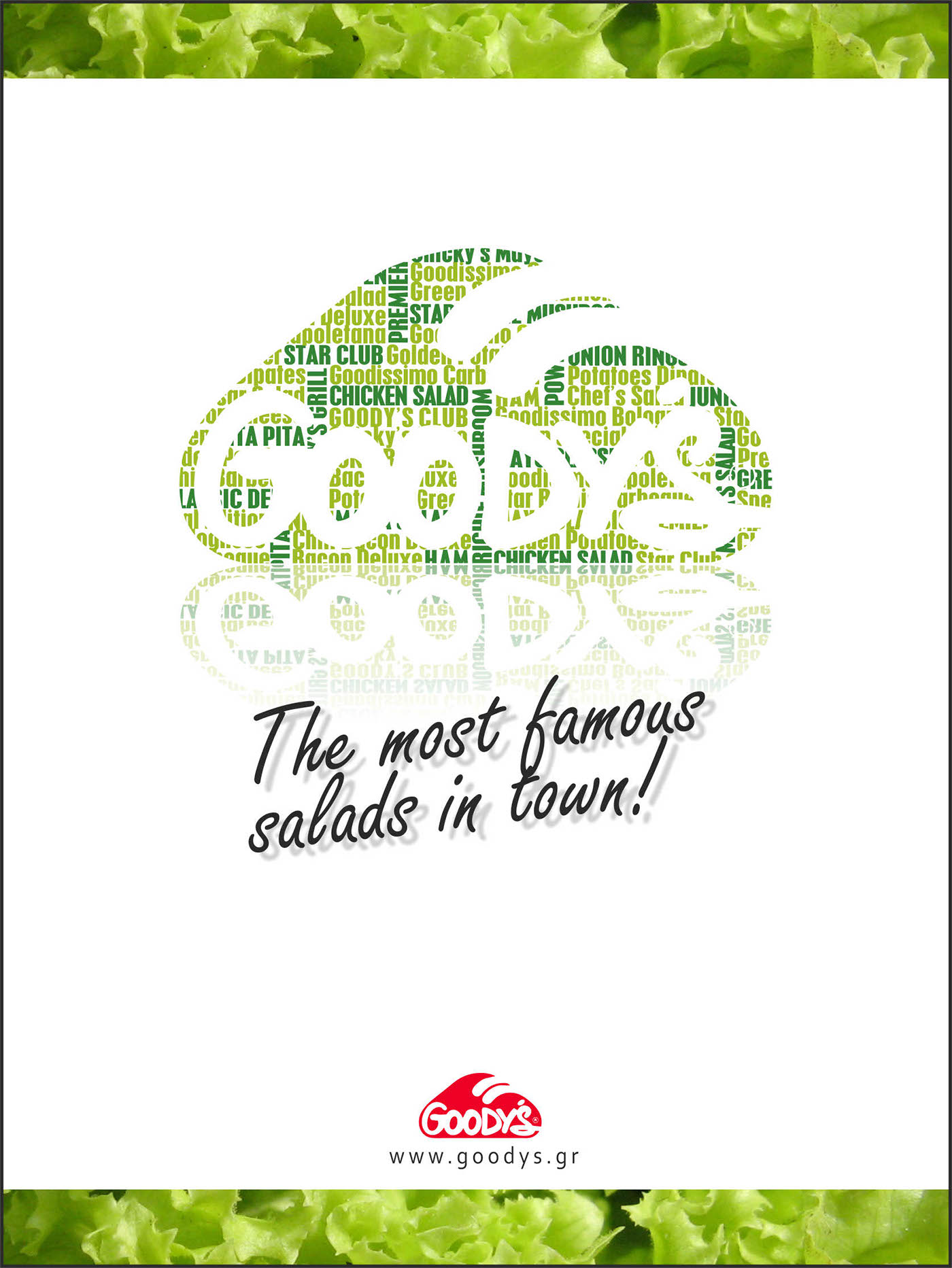 Goody S Advertising Idea Types Of Advertising On Behance