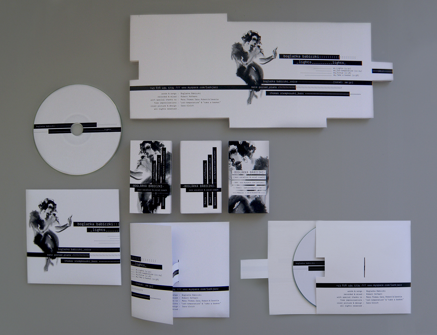 Design For Jazz And Experimental Music On Behance