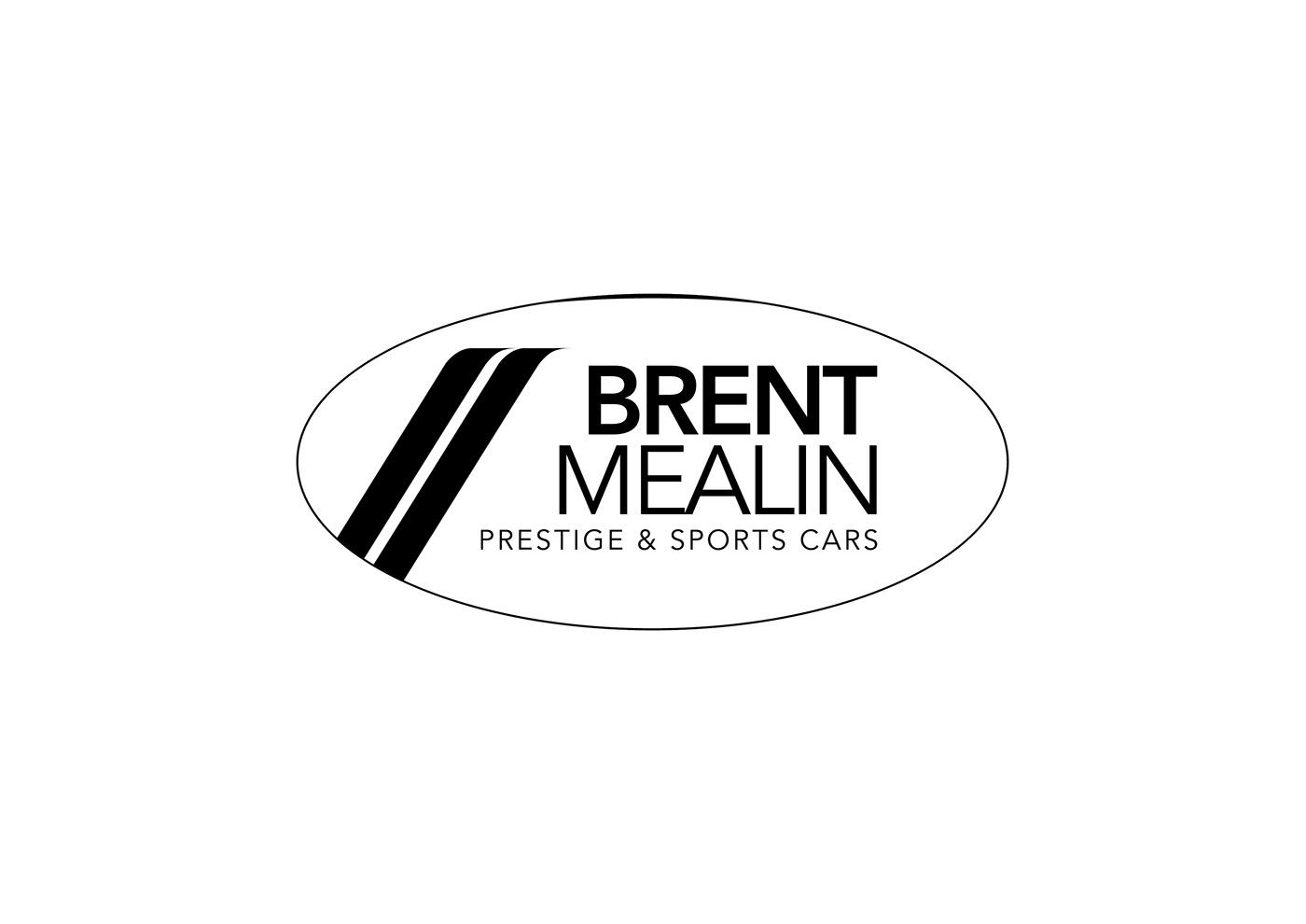 Brent Mealin Rebrand On Behance