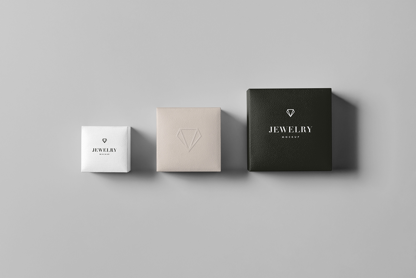 Jewelry Package Mock Up On Behance