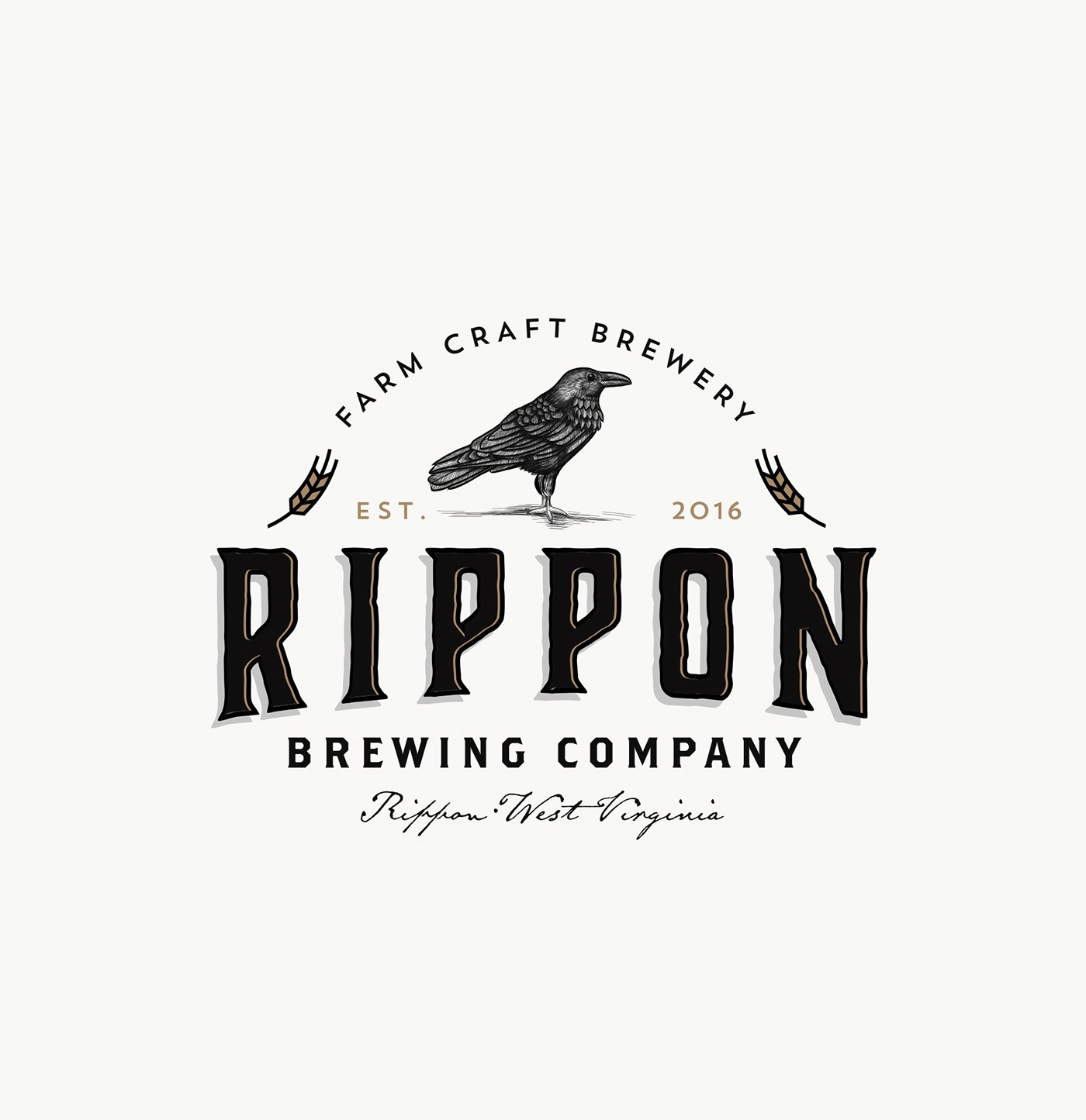 Rippon Brewing Company On Behance