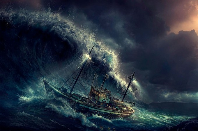 The Perfect Storm on Behance