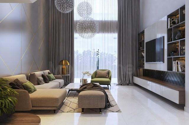 Modern Living Room: TOP 10 Interior Designs - D.Signers