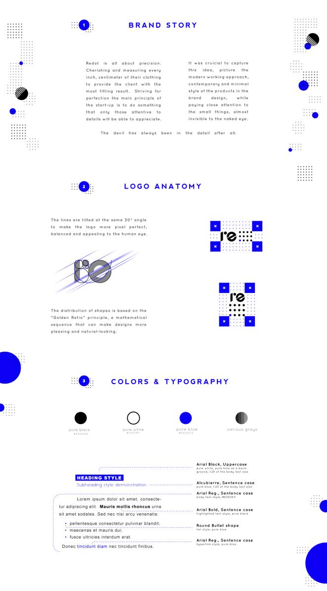 REDOT — logo design & branding