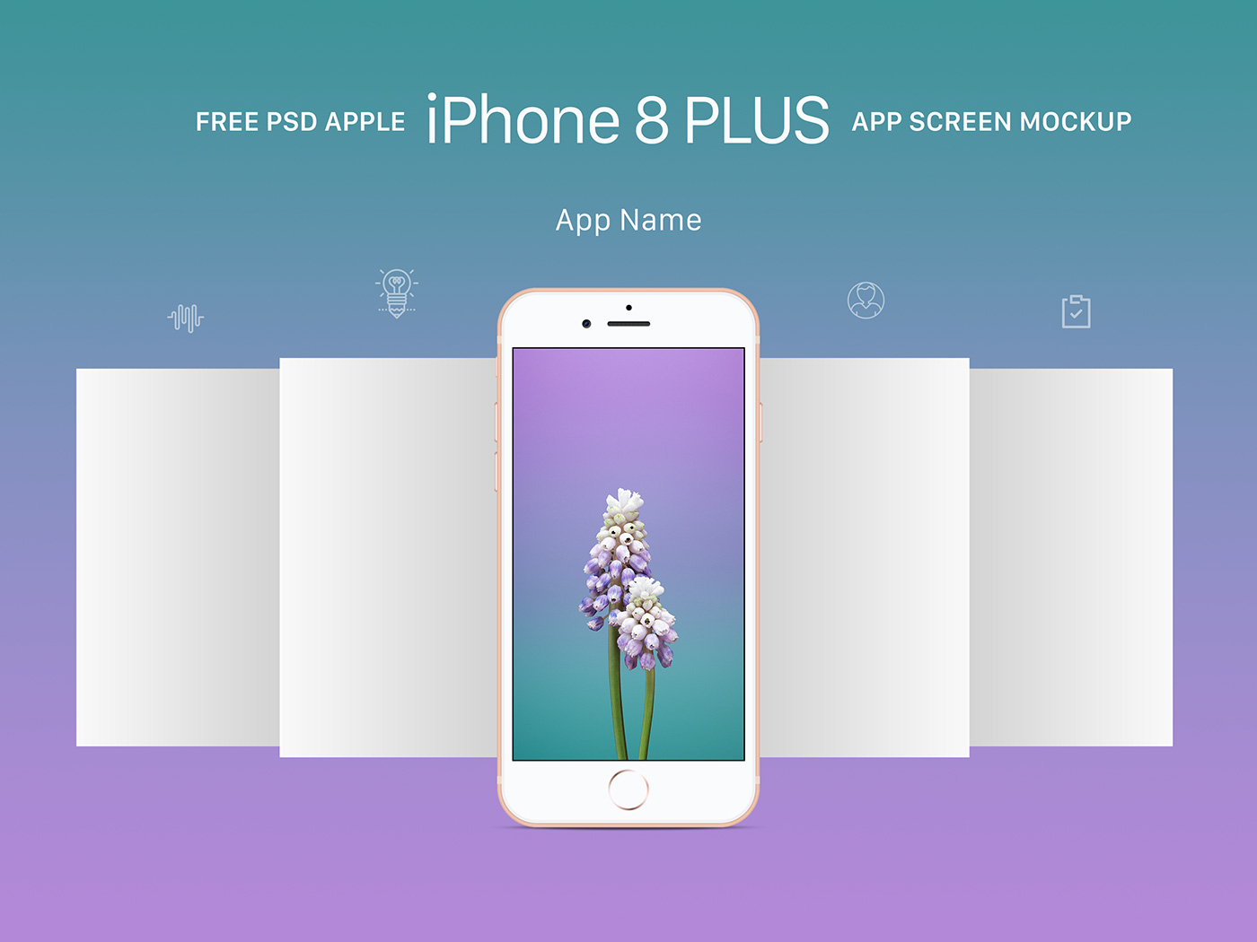A dummy unit purportedly matching the iphone 13 gives us a better idea of how the new notch might look. Free Apple Iphone 8 Plus App Screen Mockup Psd On Behance