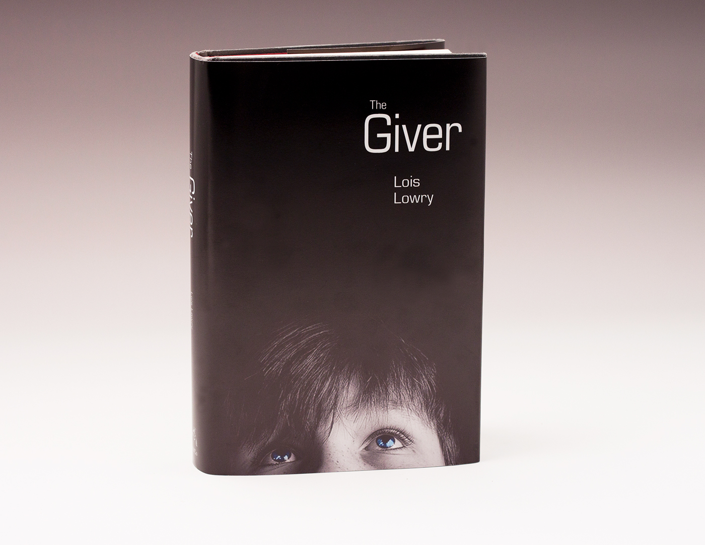 The Giver Book Cover Redesign On Behance