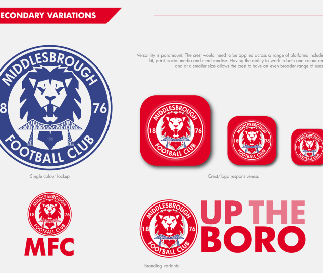 This Project Has No Affiliation With Middlesbrough Fc Or Nike Sportswear
