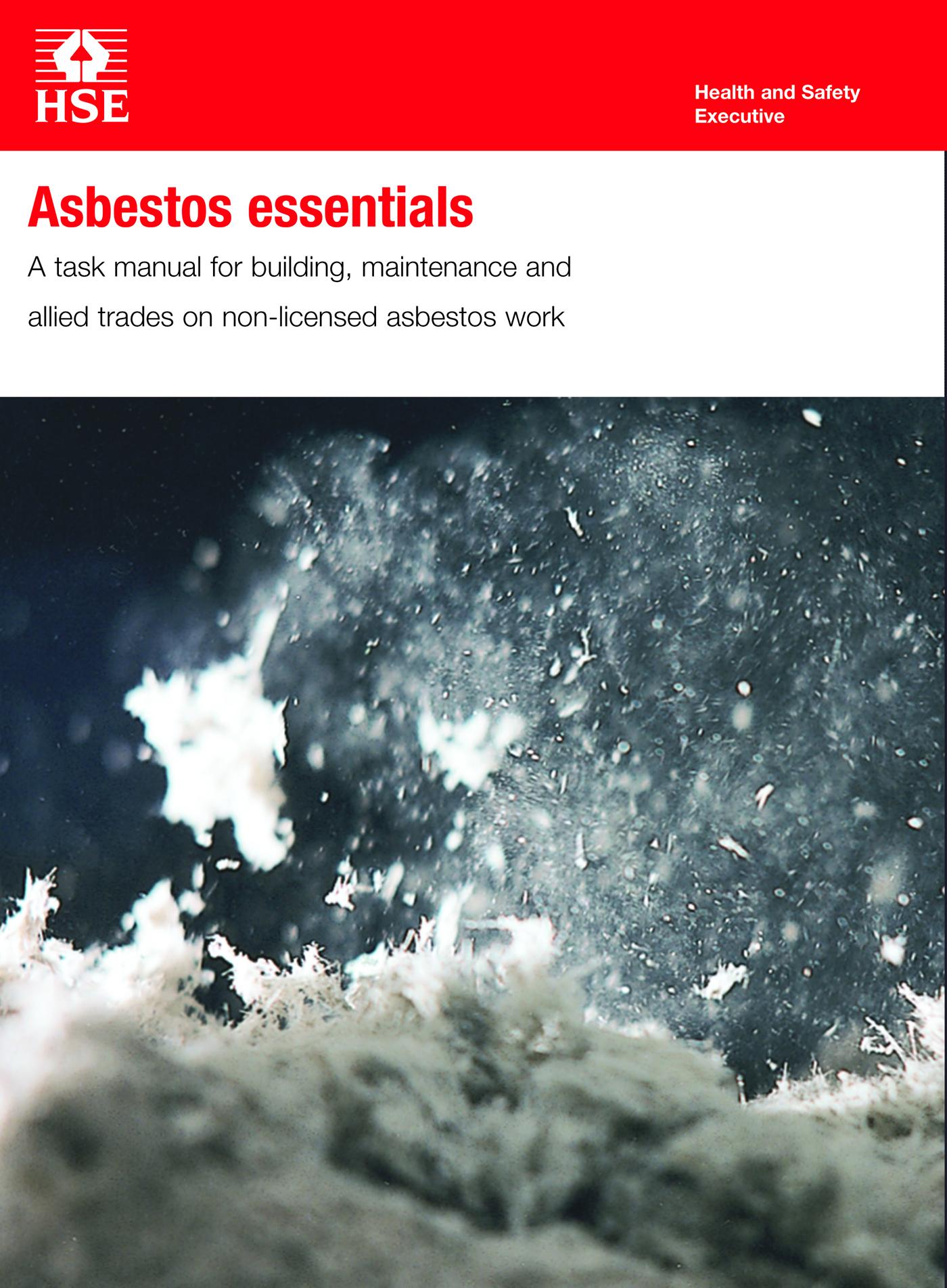 Asbestos Essentials Hse Publication Hsg210 On Behance