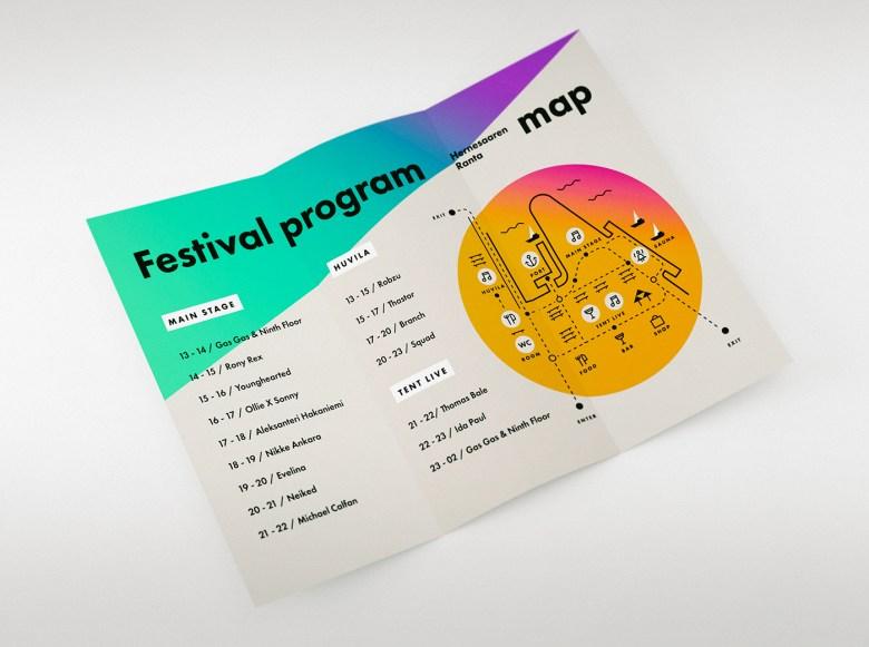 Spotlight Festival Identity Manitou Design 13