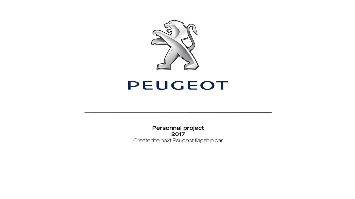 Peugeot Felidae Gt On Behance