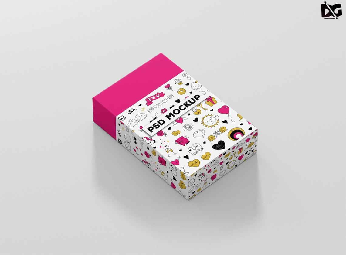 Download Free Cereal Pakage Box Mock-up Download on Behance