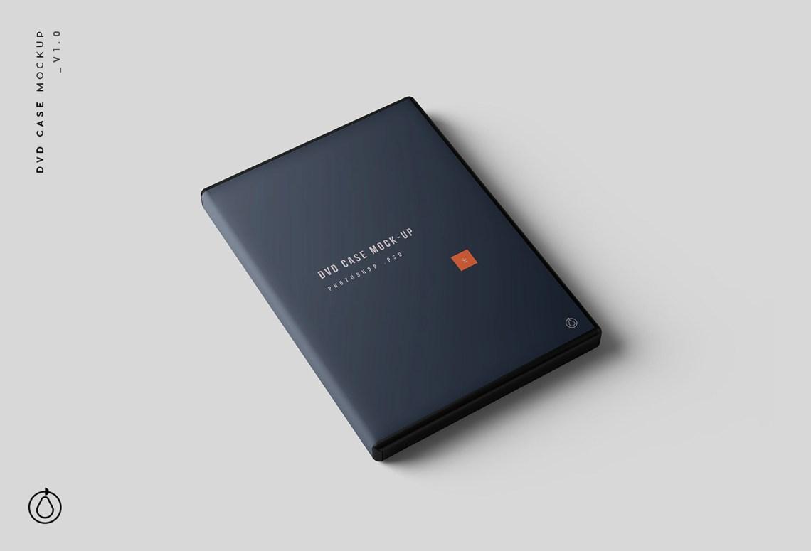 Download DVD Case Mockup on Behance