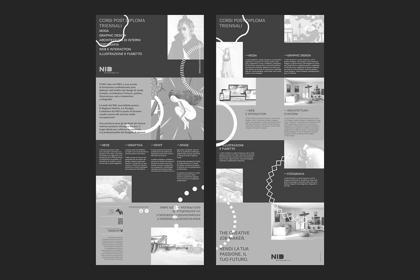 Il corso di arredo d'interni è un percorso completo di 200 ore a genova. Nid Campaign 2018 2019 On Behance
