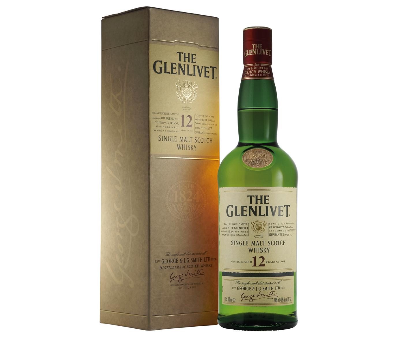 The Glenlivet on Behance