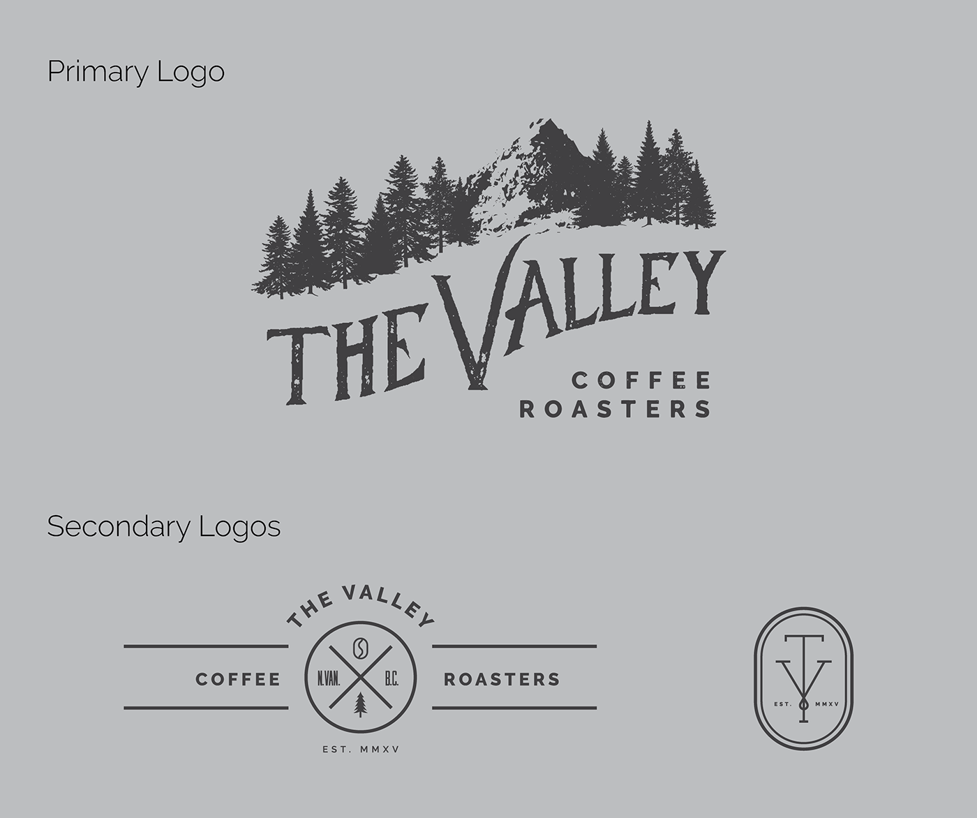 The Valley Coffee Roasters On Behance