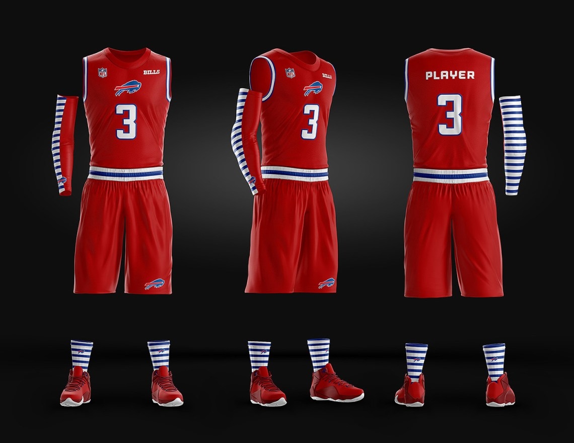 Download Basketball Uniform Jersey PSD template on Behance