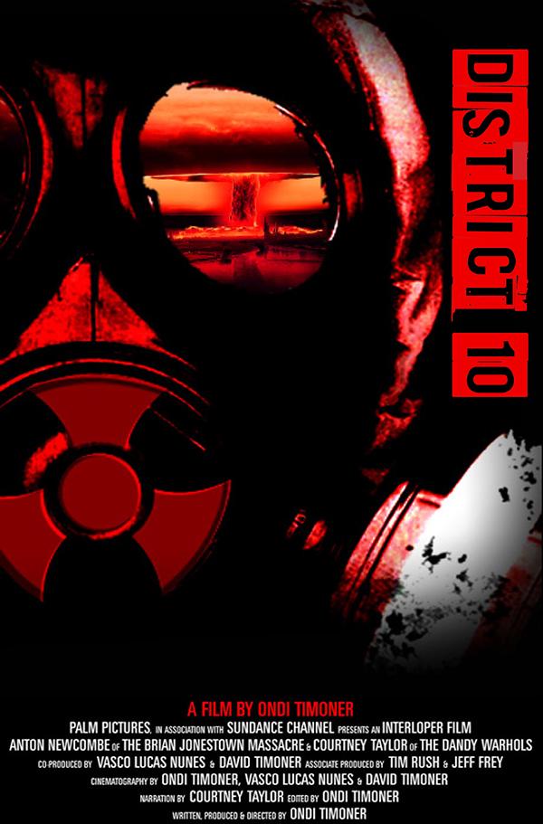 Poster do filme District 10