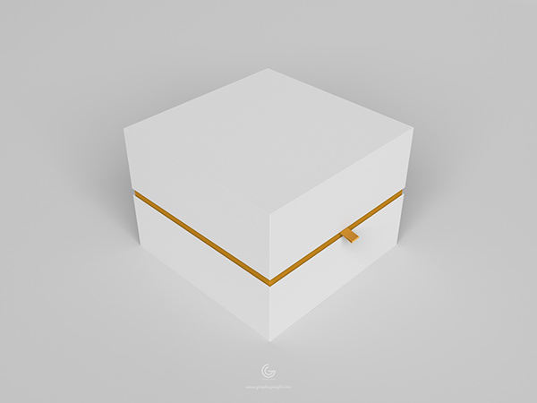 Download Free Packaging Box Mockup PSD on Behance