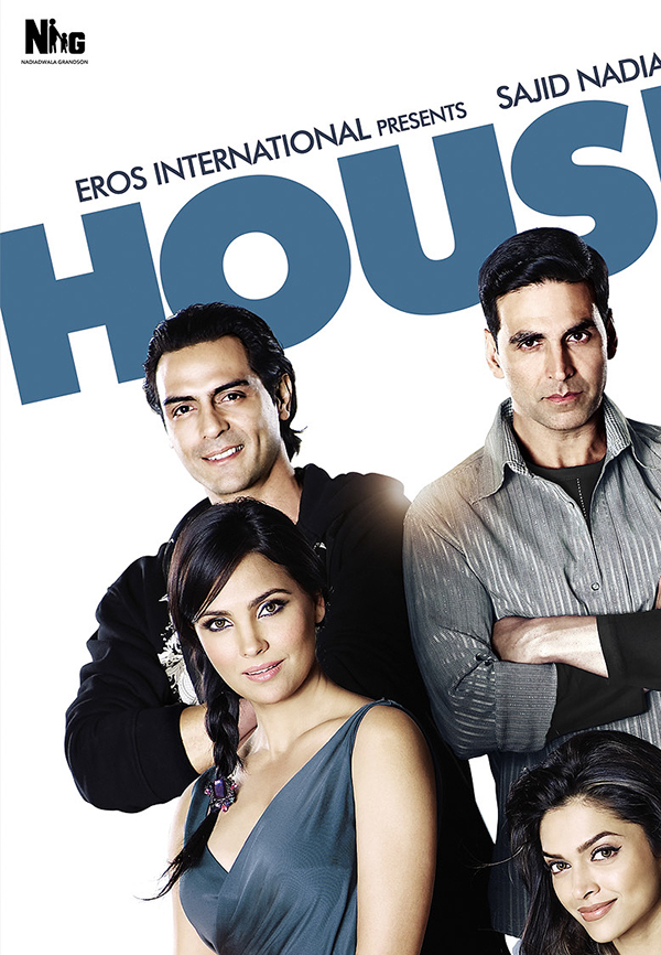 Poster do filme Housefull