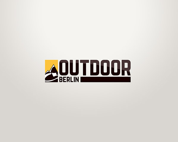 Outdoor Logo Amp Web Design On Behance