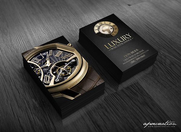 Luxury Watch Exchange On Behance