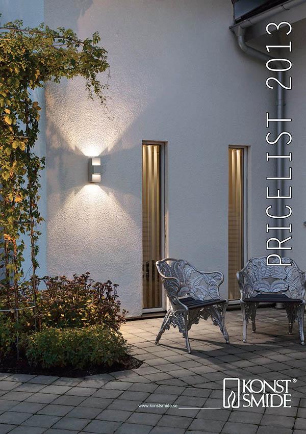 konstsmide outdoor lighting catalogue