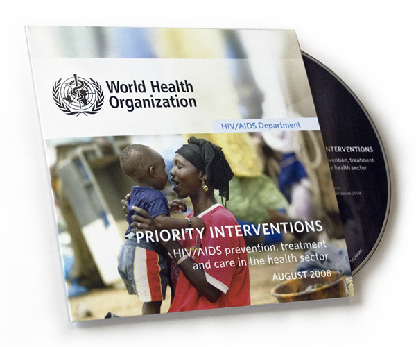 World Health Organization - various projects on Behance