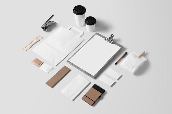 Example of sample packaging