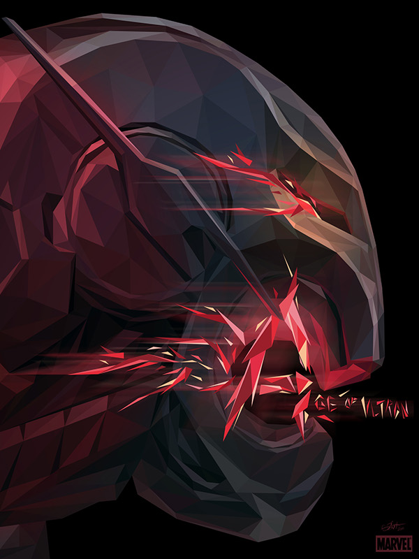 Age of Ultron on Behance