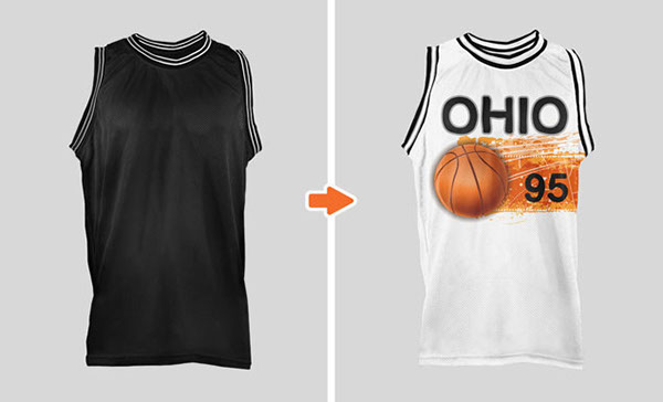 Download Sports Jersey Mockup Templates Pack on Behance