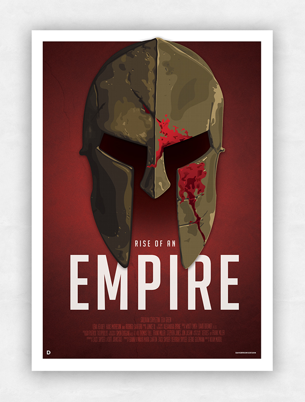 an empire alternative movie poster