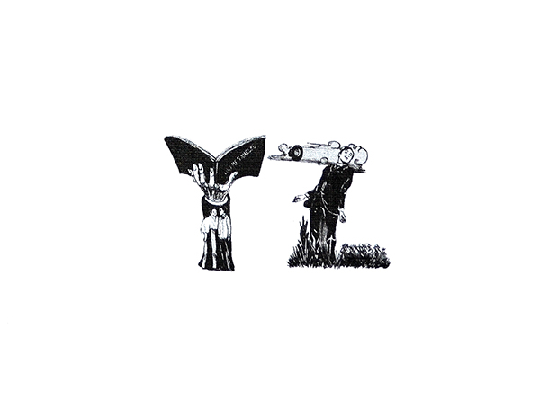 Letters Y to Z illustrated