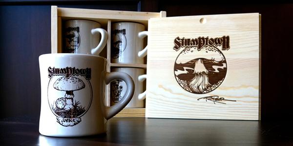 Stumptown Coffee Roasters Mug Set Design. on Behance