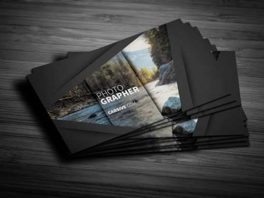 Creative Business Card Template   Freebie   on Behance