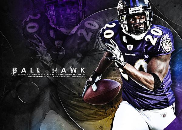 ravens poster on behance
