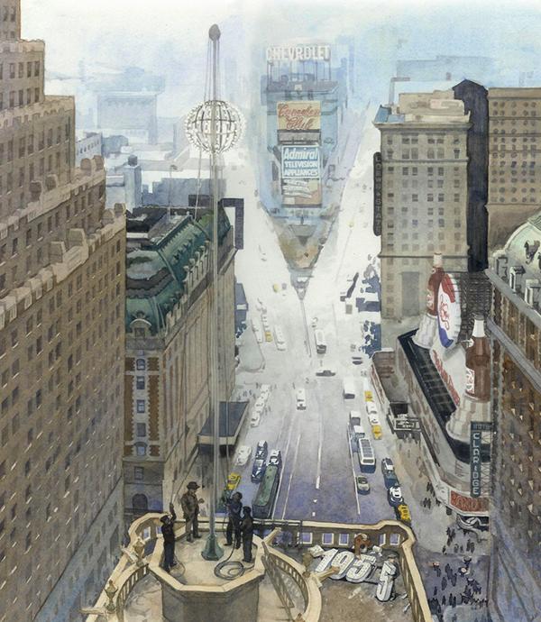 One Times Square A Century Of Change On Risd Portfolios