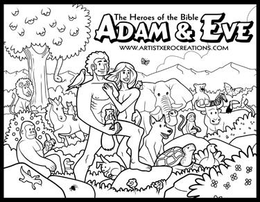 bible color pages # 2