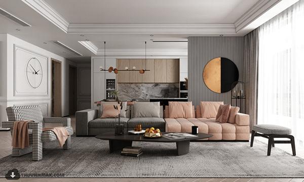 Decorating your living room properly will. 3D Interior Scene File 3dsmax Model Livingroom 337 on Behance